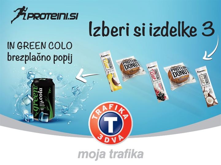 ❗️Gratis GREEN COLA❗️